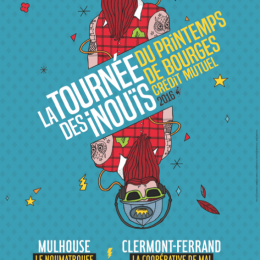 TOURNEE DES INOUIS DE BOURGES 4 OCTOBRE 2016